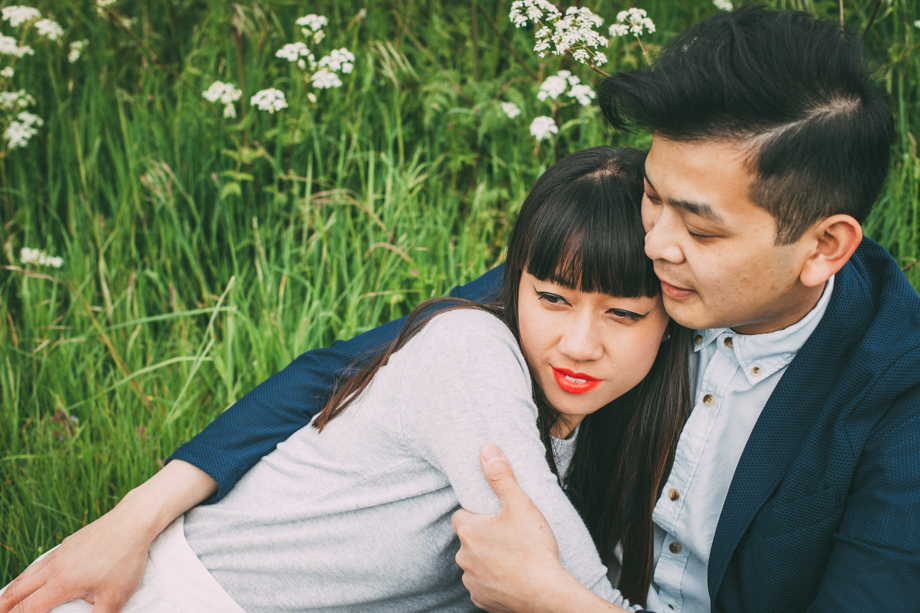 Cool Pre-Wedding Shoot of Kim & Tung