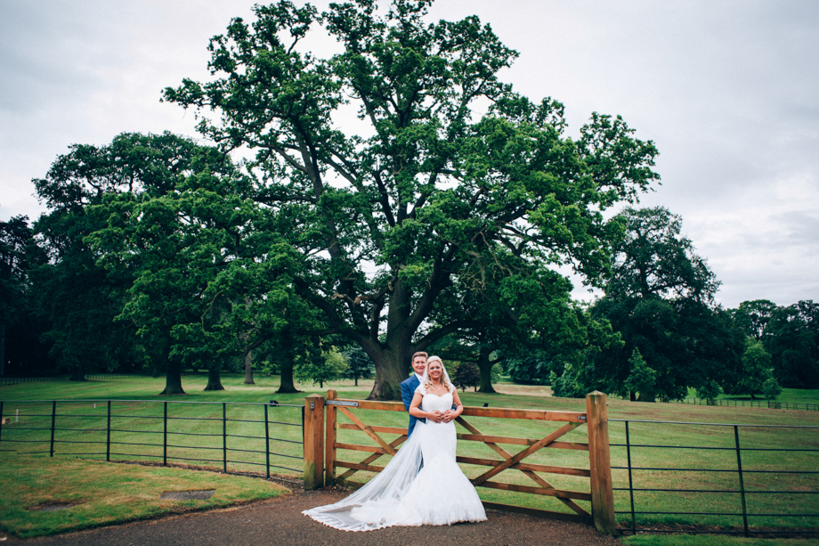Amy & Jeremy – Beautiful Brockhall Wedding