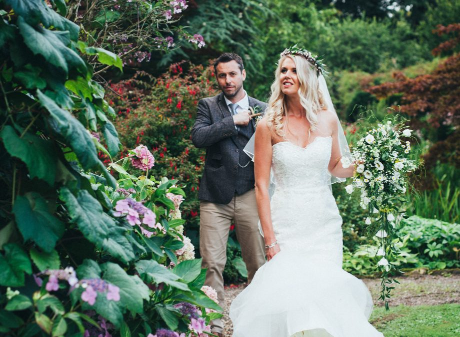 Saltmarshe Hall Wedding & Woodland Blessing