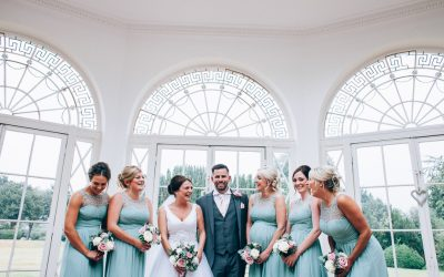 Relaxed & Fun Barton Hall Wedding