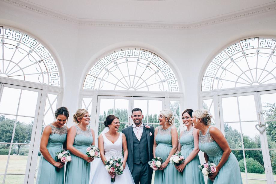 Relaxed & Fun Barton Hall Wedding