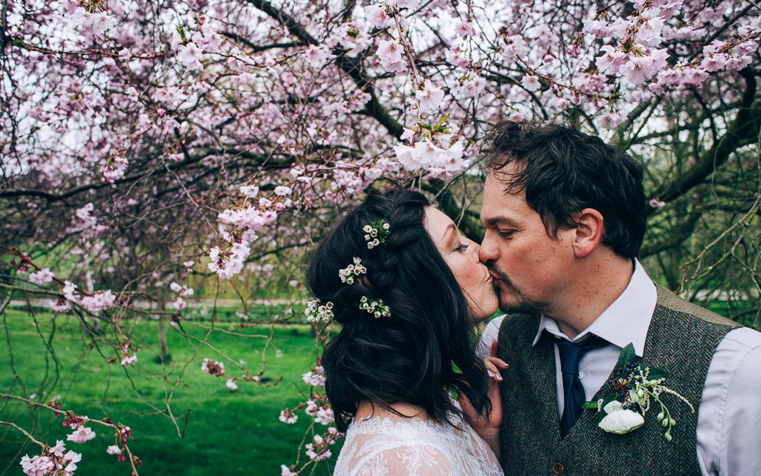 Intimate Village Wedding of Justine & Mark