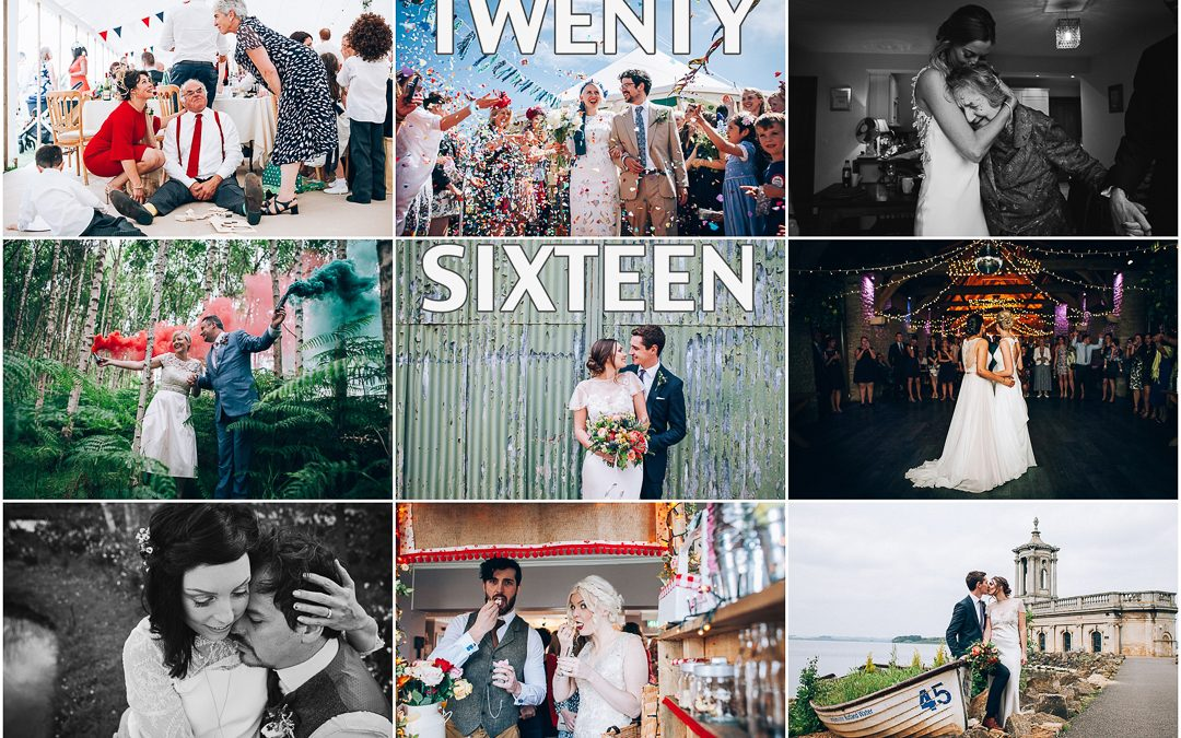 2016 – A year of magnificent moments…