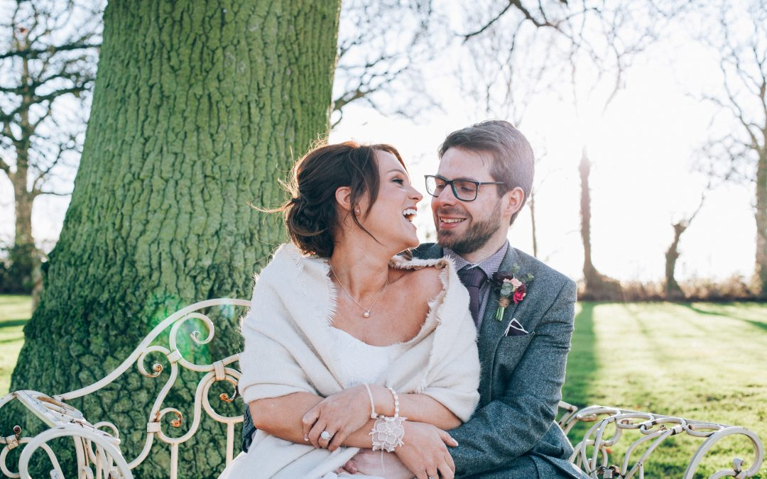 Clare & Paul – Wethele Manor Wedding