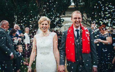 Wonderful Winter Wedding – Barton Hall