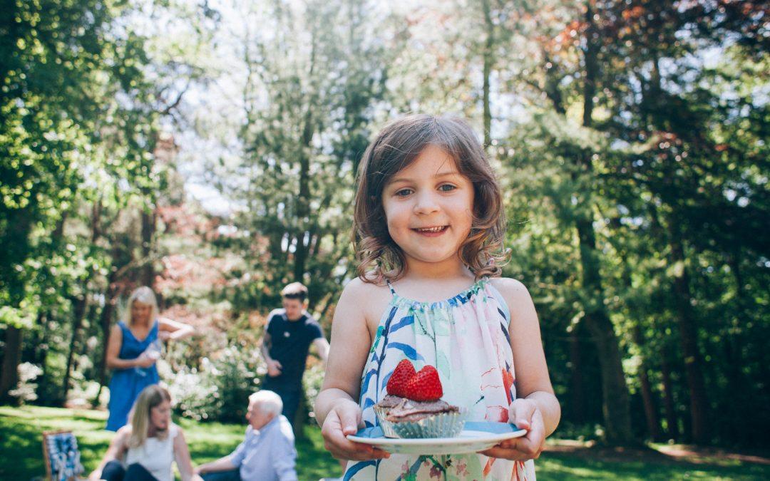 A Sunny Picnic – Documentary Family Photography