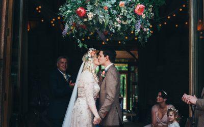 Tythe Barn Wedding of Jade & Matt