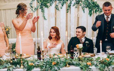 Laura & Karne -Crockwell Farm Wedding