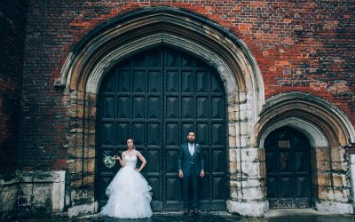 Garden Museum Wedding – Helen & Ollie