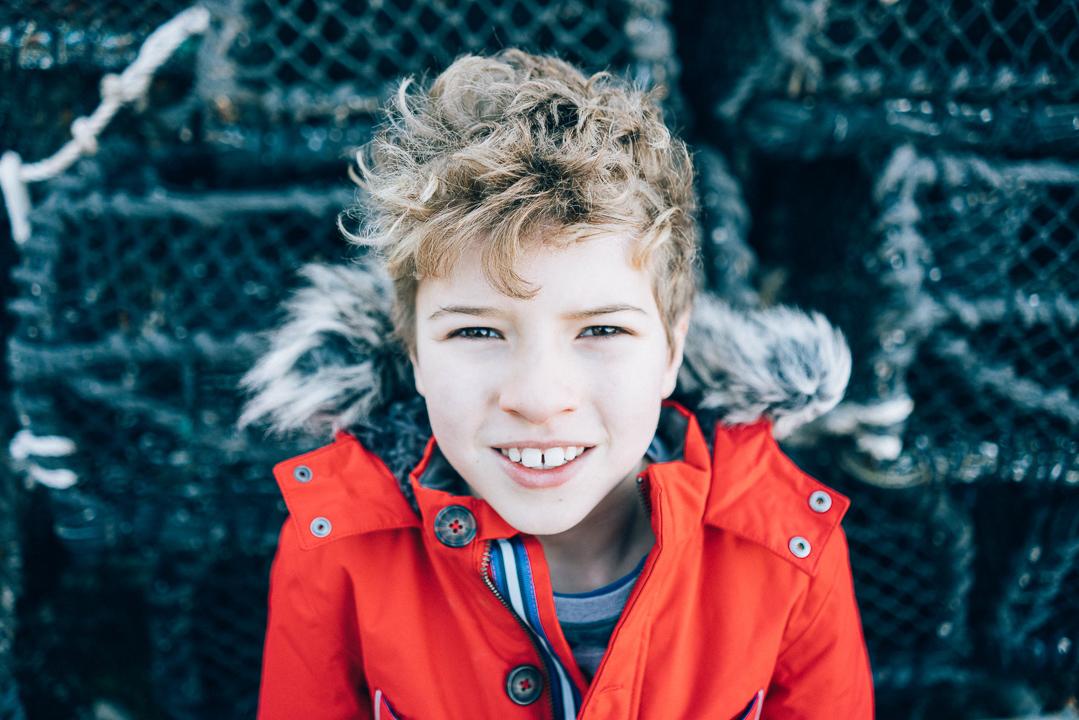 Dorset family photography outdoor portrait image