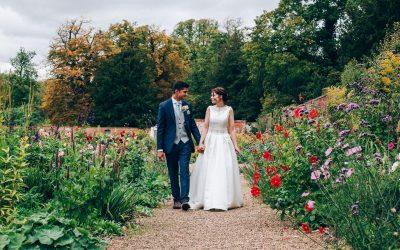 Michelle & Shanom – Kelmarsh Hall Wedding
