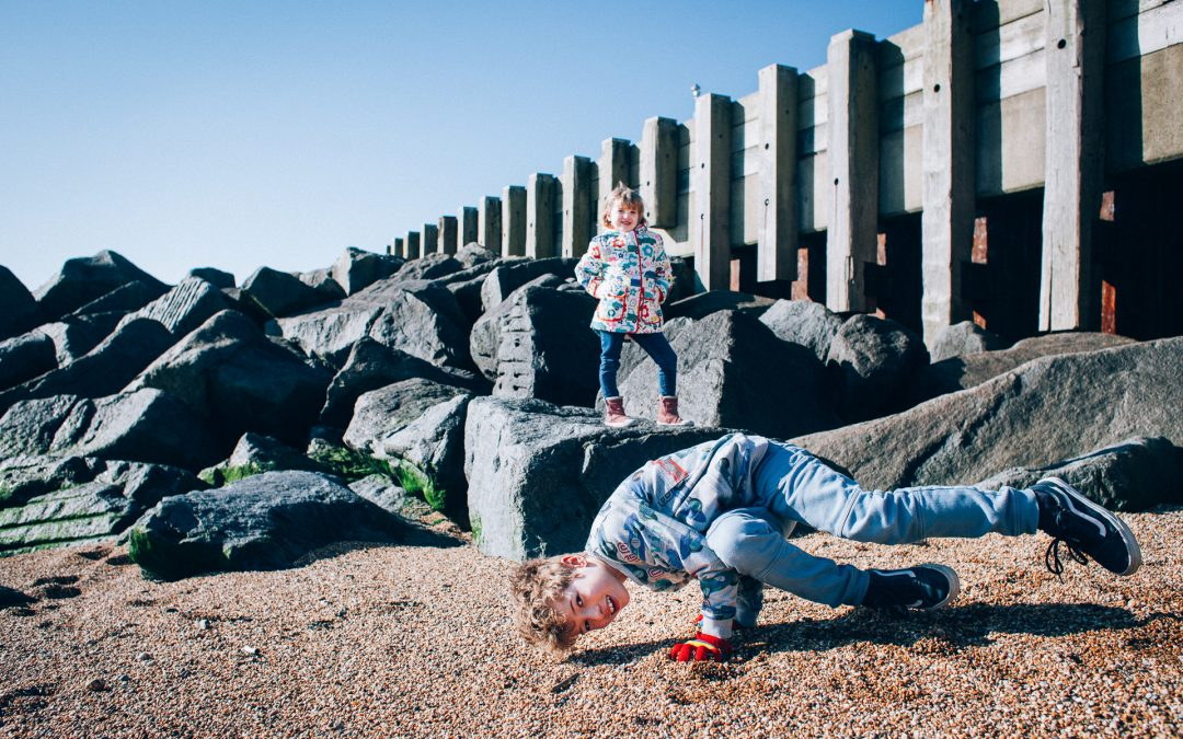 Dorset Family Photography – West Bay