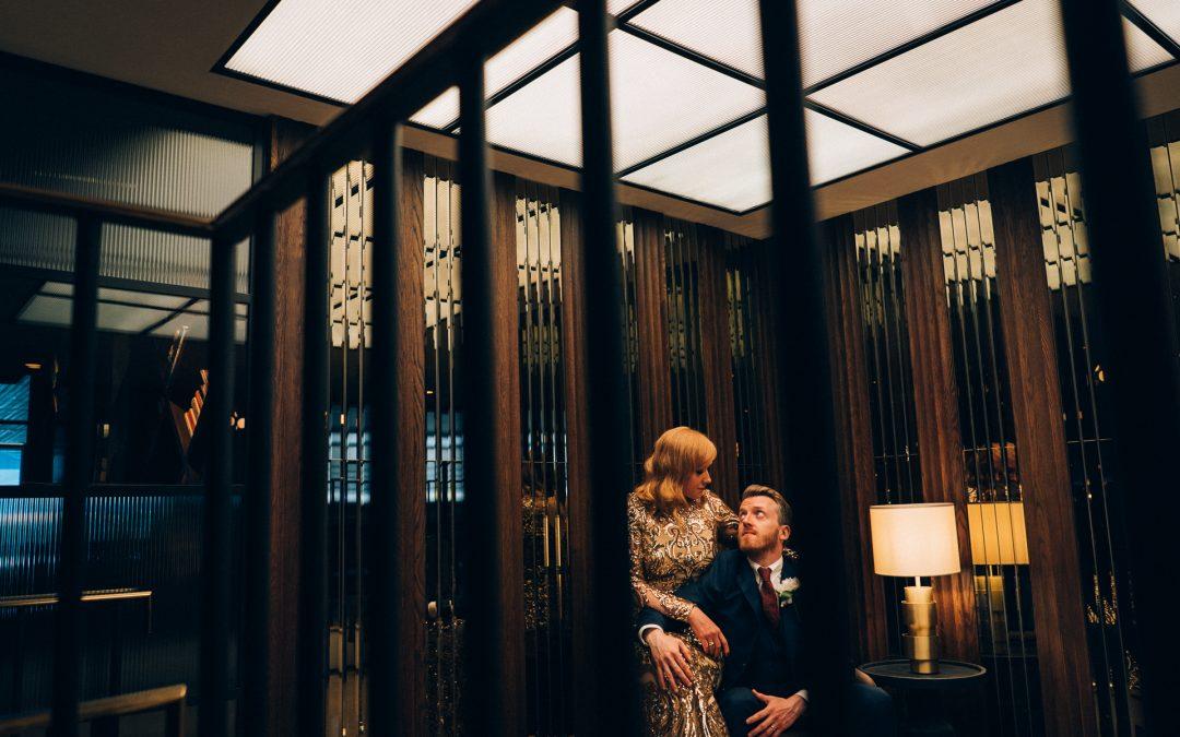 Beth & Greg – Marylebone Wedding – Previews