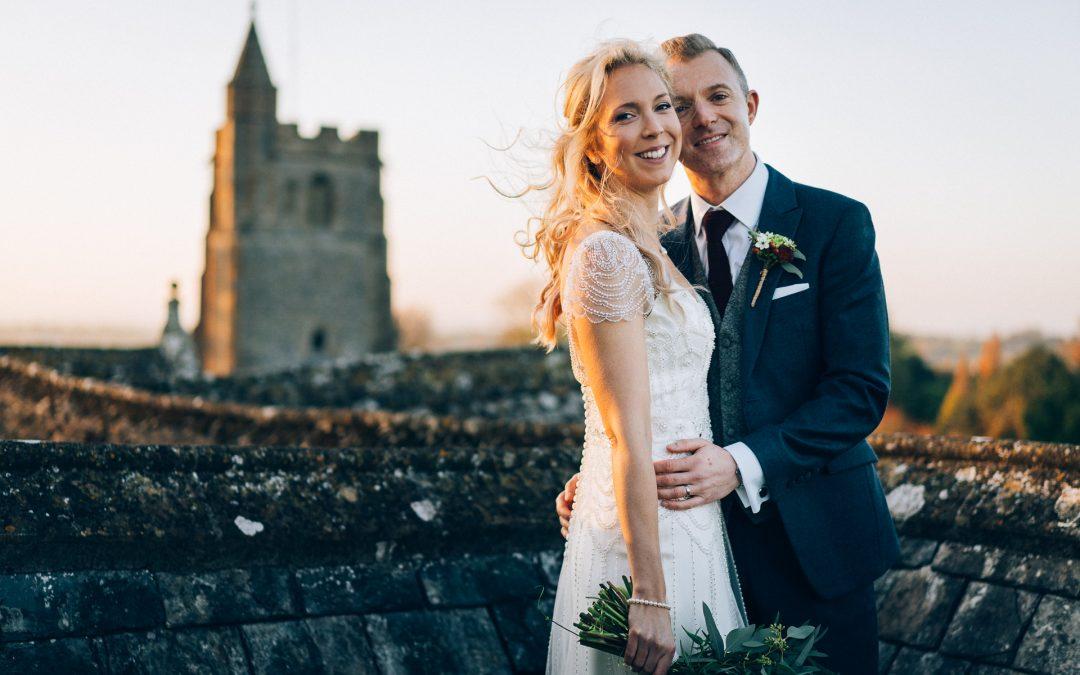 Sarah & Ryan's North Cadbury Court Wedding Previews