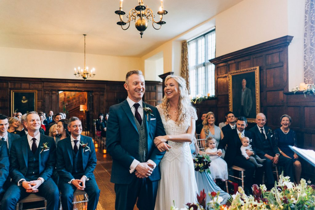 North Cadbury Court Wedding image