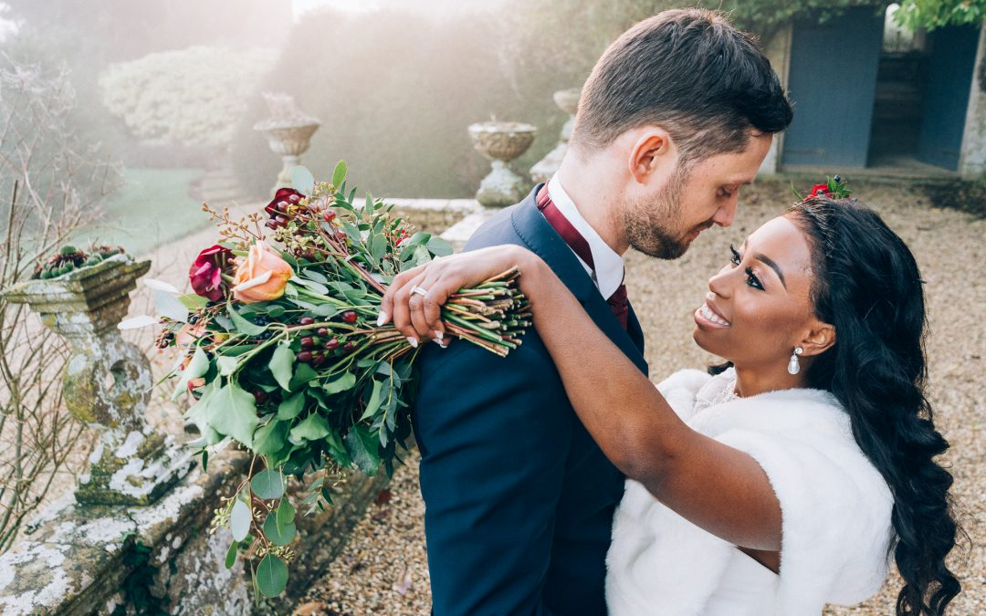 Yolande & Peter's Brympton House Wedding Previews