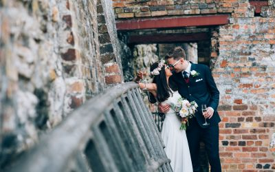 Alida & Dan – Ironbridge Gorge Wedding