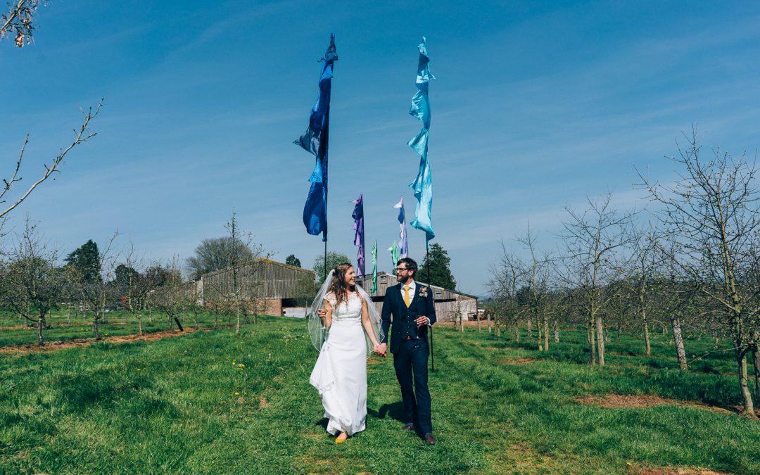 The Corn Barn Devon – Bryony & Steve's Wedding Previews