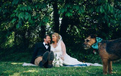 Jenny & Jon – Somerset Farm Wedding Previews