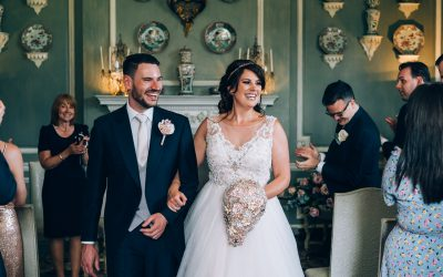 Lisa & James – Leeds Castle Wedding Previews