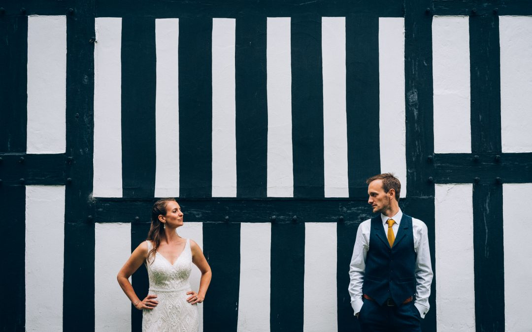 Bethan & Peter's Wistanstow Village Hall Wedding Previews