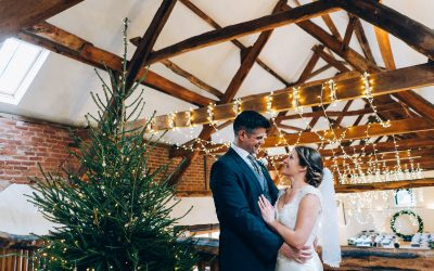 The Corn Barn Cullompton Wedding of Helen & Andrew