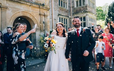Gorgeous North Cadbury Court Wedding of Jules & Alan