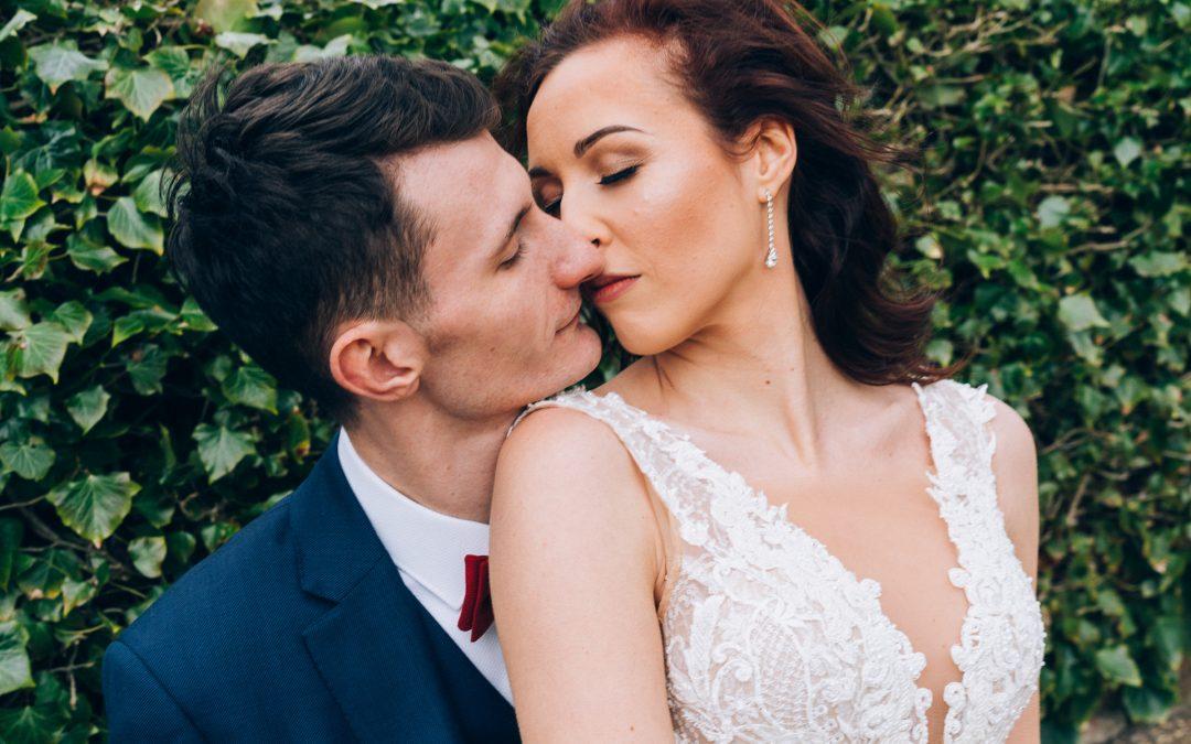 Elena & Iulian Wedding at Leez Priory