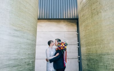 Kickass Cool & Colourful Wedding of Alice & Colin