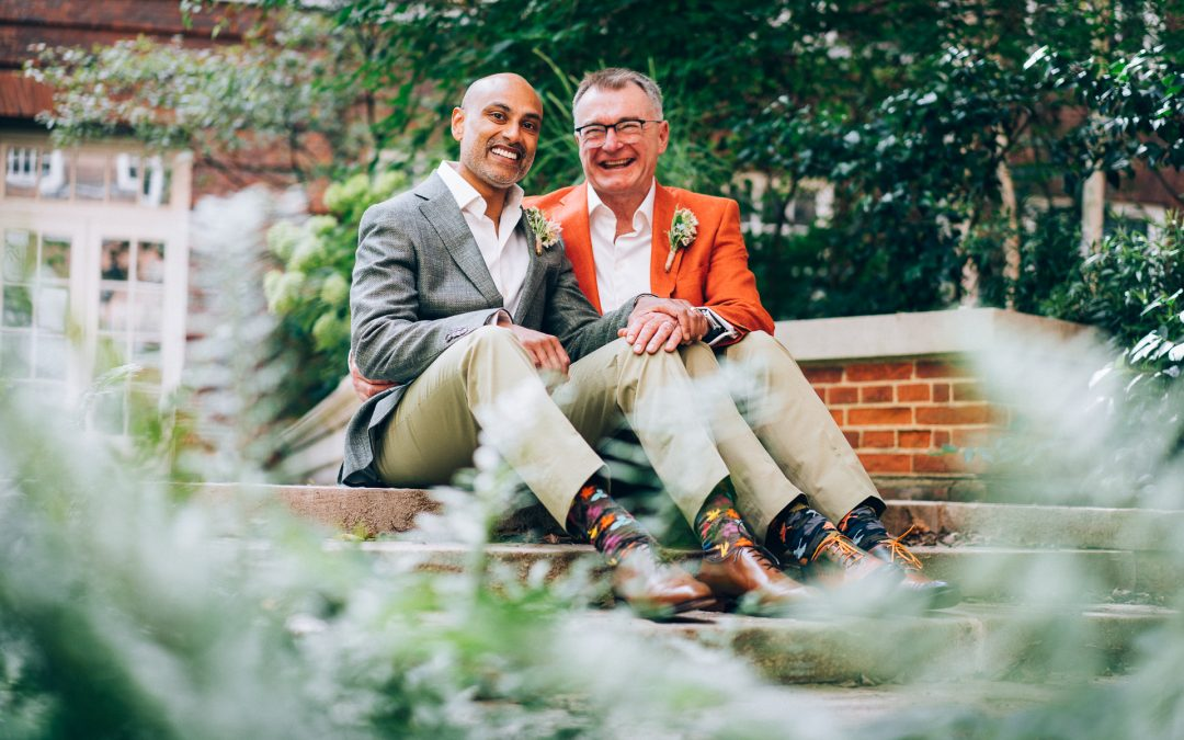 Phil & Kris – Tavistock House Wedding Previews