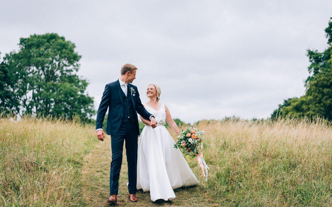 Sarah & Joe – Southwell Wedding Previews