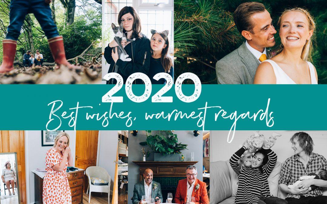 2020 Best Wishes, Warmest Regards