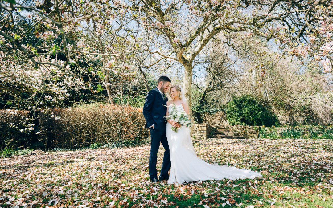 Aimee & Will – Brymptom House Wedding Previews