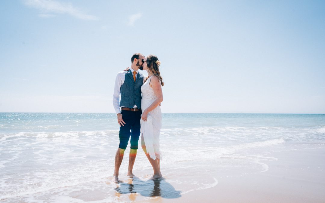 Tasha & Matt's Bournemouth Wedding Previews